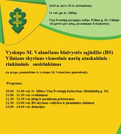 BS Vilniaus skyriaus